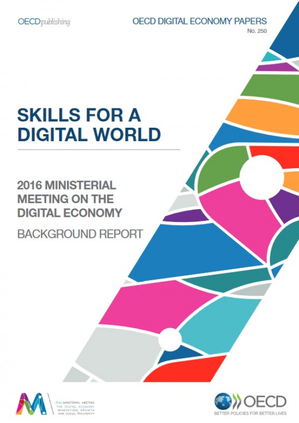 SKILLS FOR A DIGITAL WORLD Background Paper for Ministerial Panel 4.2