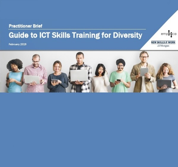 Practitioner Brief: Guide to ICT Skills Training for Diversity