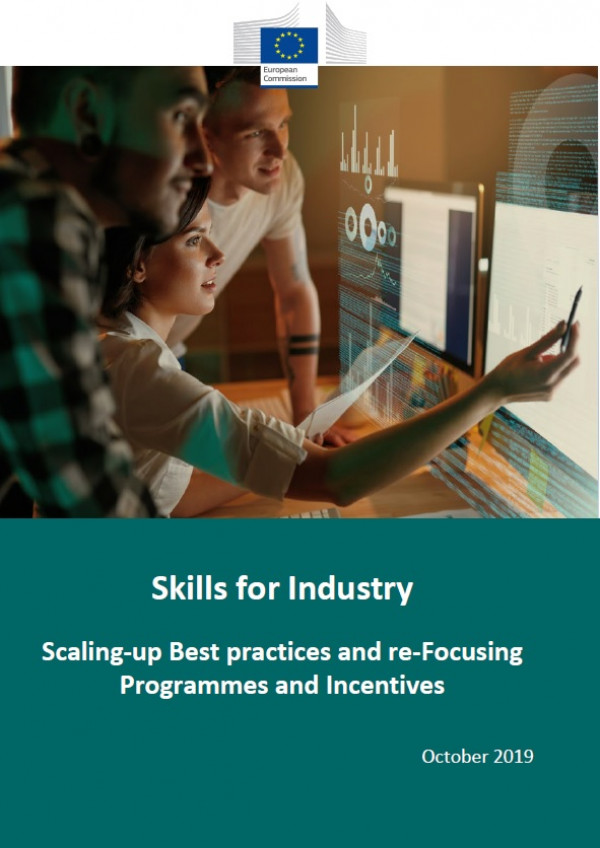 Skills for Industry. Scaling-up Best practices and re-Focusing Programmes and Incentives.