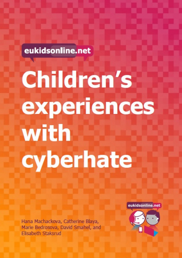 Children's experiences with cyberhate