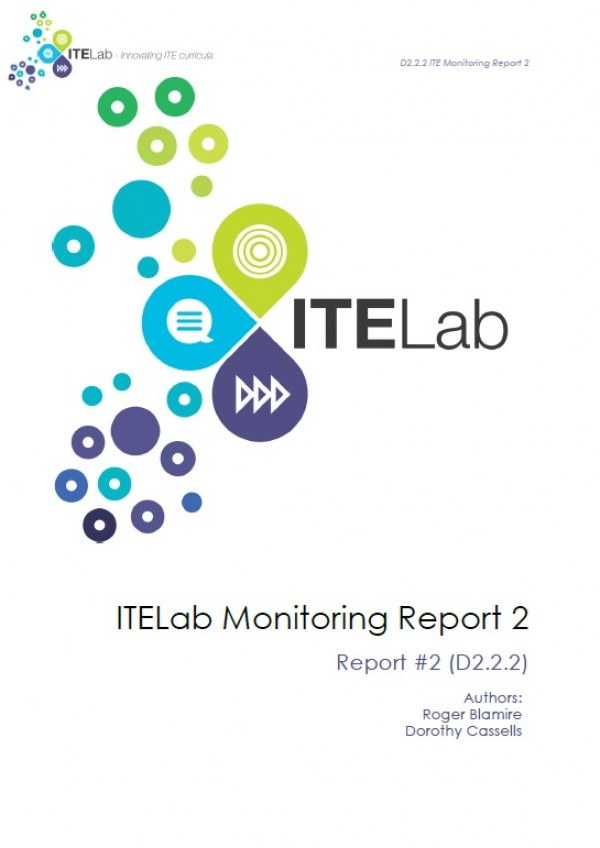 ITELab Monitoring Report 2. Report #2 (D2.2.2)