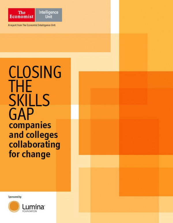 Closing the skills gap: companies and colleges collaborating for change